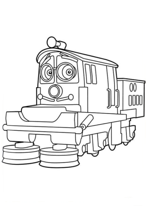 Chicken Run Coloring Pages